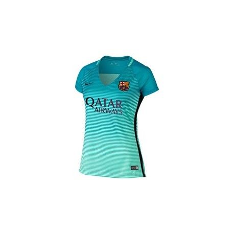Camiseta del Barcelona para Mujer Third 2016 2017  2efa5ef30ca