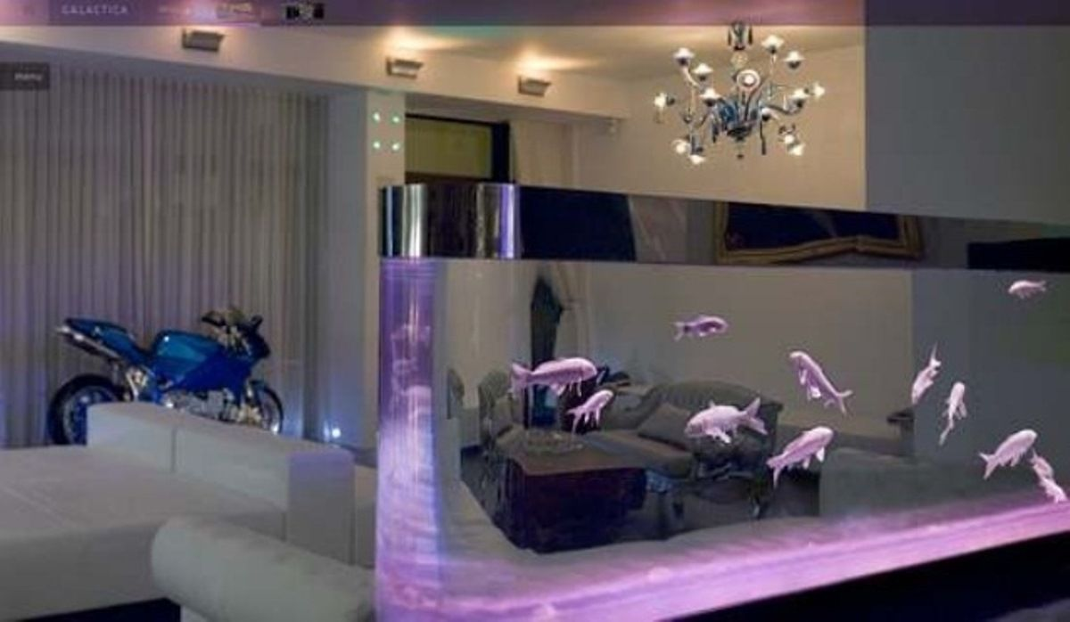 Best Home Aquarium Interior Designs 5 #fishtanksideas #fishtanks  #originalaquariums #aquarium