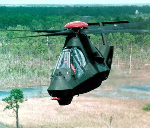 Comanche. Military form following stealth function giving arise to a new aesthetic. Shame the Comanche never made it to wide spread use. In the Bin Laden raid, the Black Hawks used were apparently retrofitted with stealth technology... see my comments at http://inspirationintelligence.blogspot.com/2011/05/mystery-deepens-what-exactly-was.html