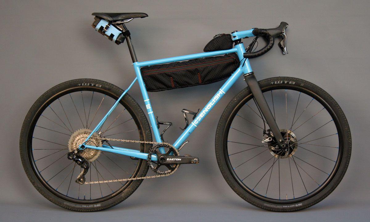 Adam S Gravel Bike English Cycles Gravel Bike Bicycle Bike Swag
