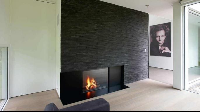 Metalfire Architectural Fireplaces Cheminee Design Cheminee