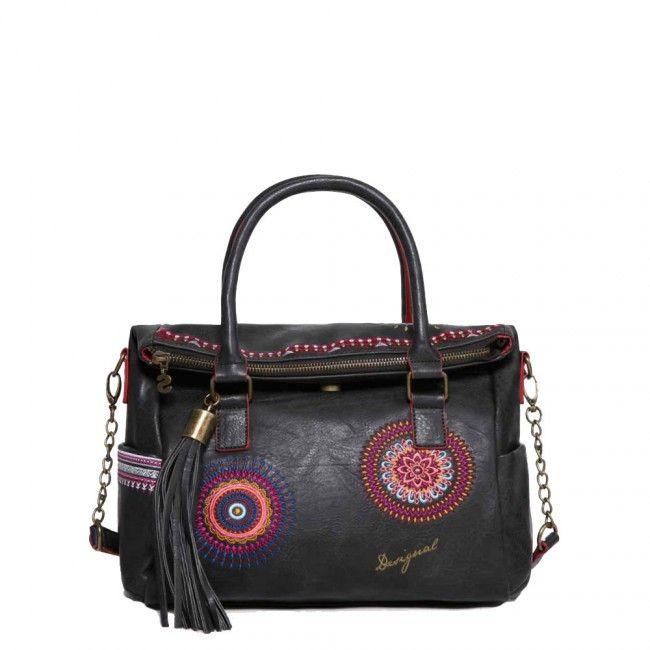 Loverty Group Ripiegata Desigual 67x51e3 fallwinter Borsa Scalia winder donna handbags Borse desigual color Greta women qwURBxEEY