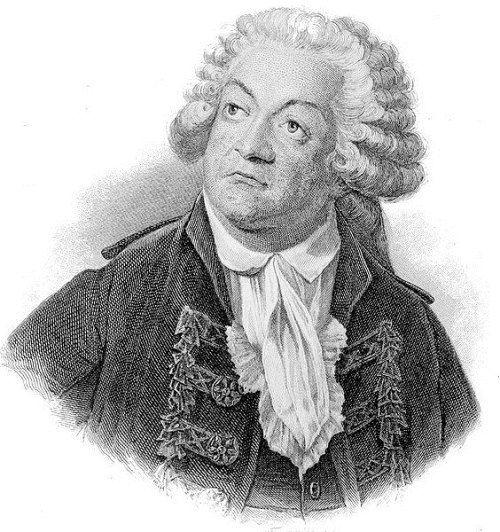 Biografía del conde de Mirabeau