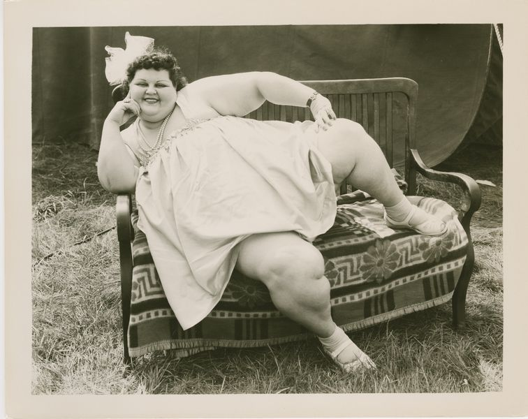 Dawson recommend best of fat porn 1920s lady