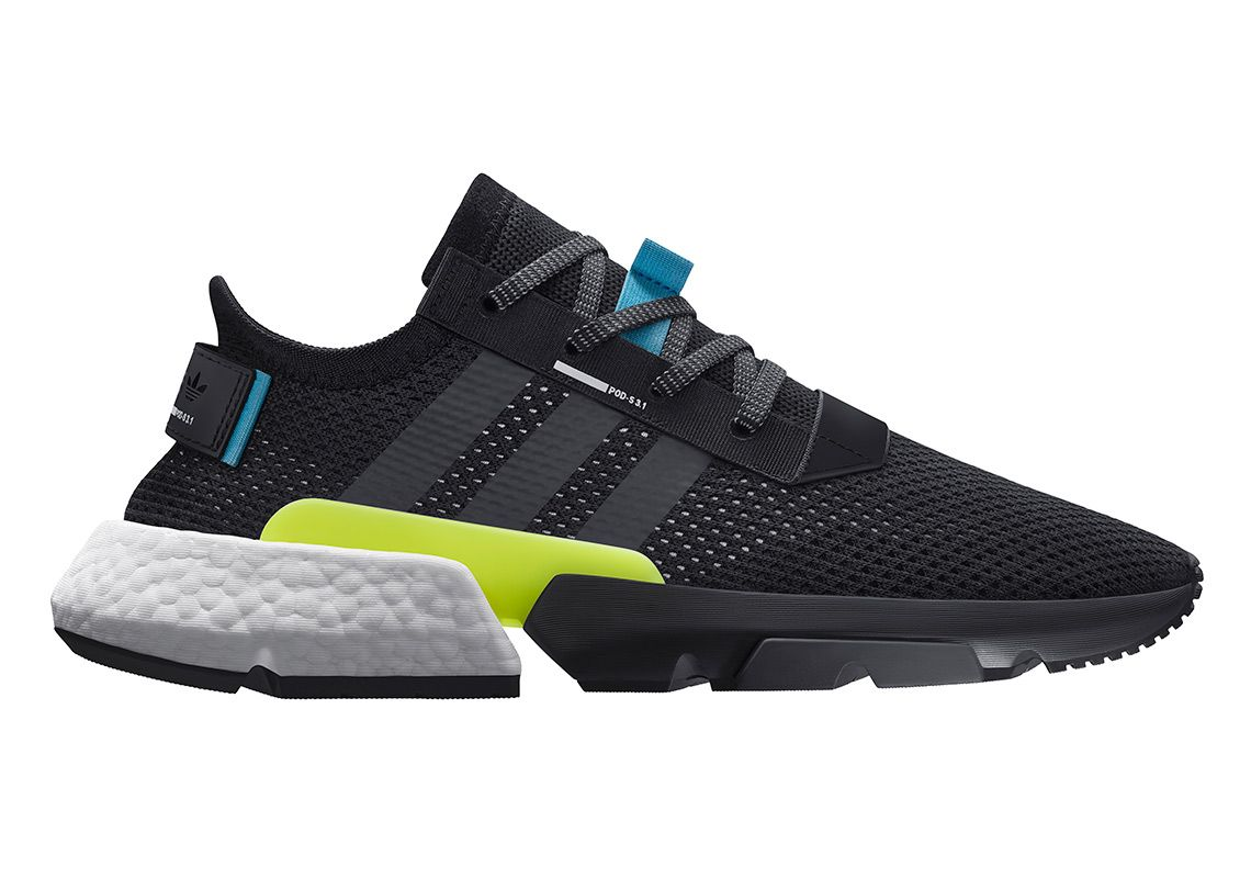 adidas POD System Official Release Info |