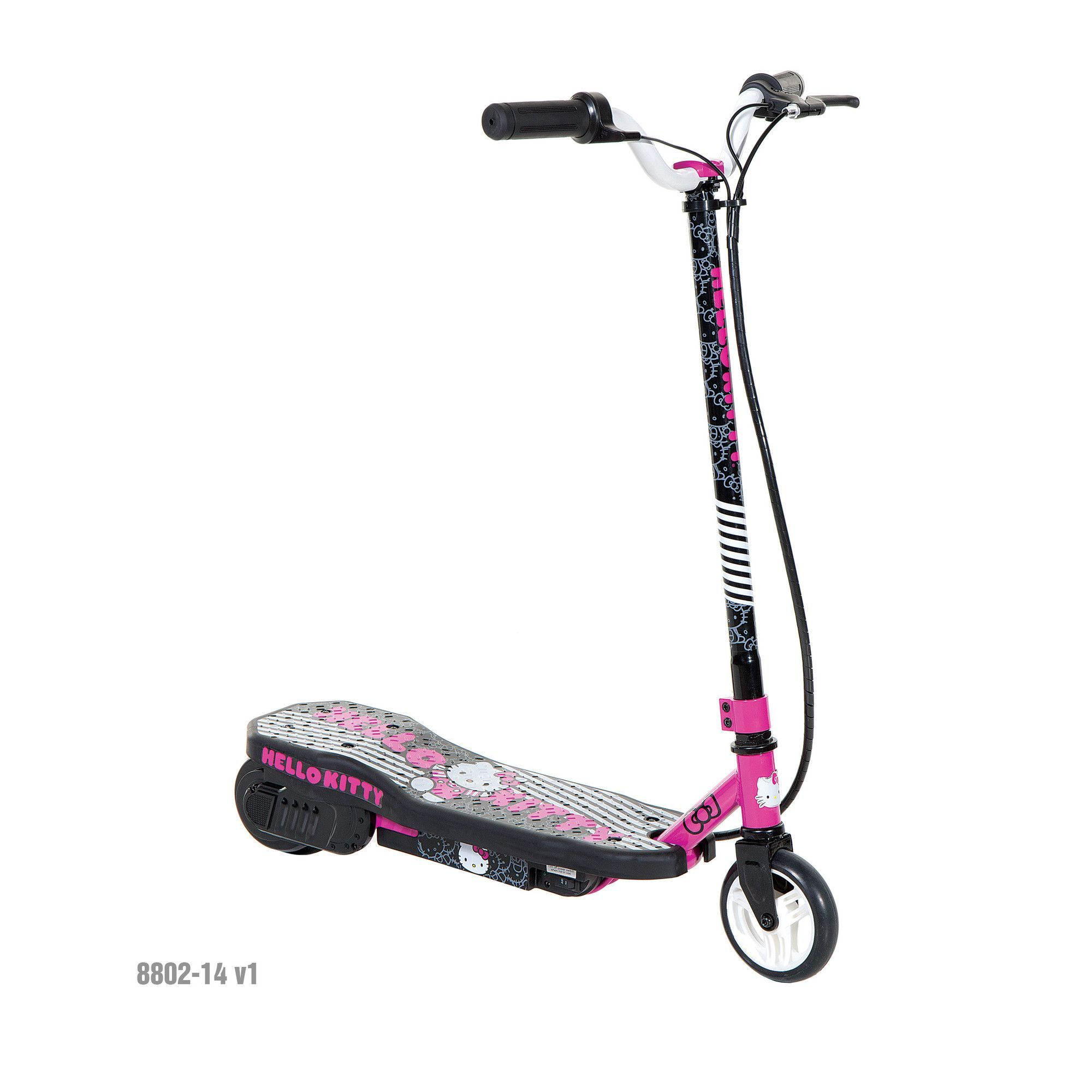 Hello Kitty 12 Volt Electric Scooter