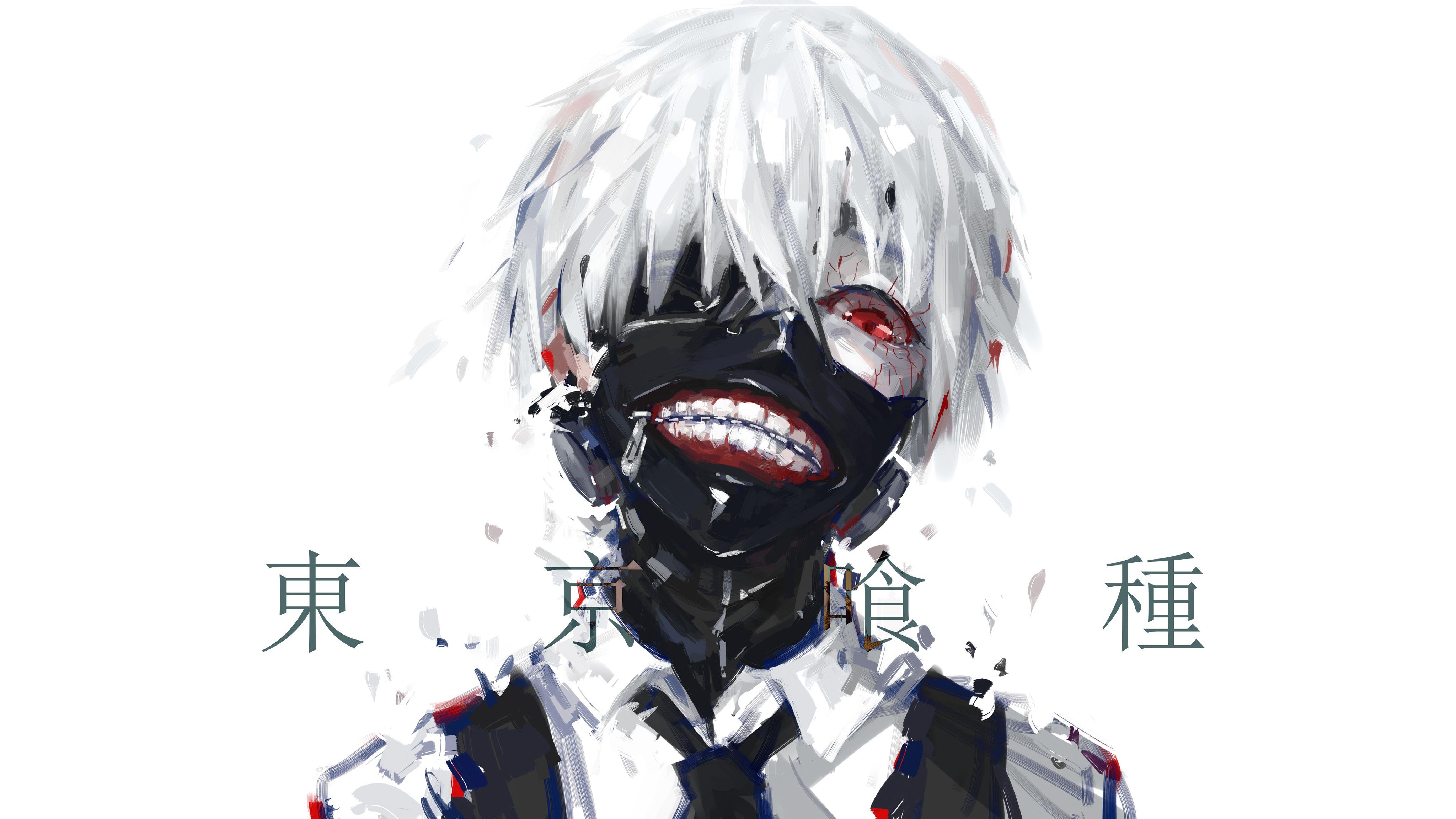 Tokyo Ghoul,Anime,Wallpaper,
