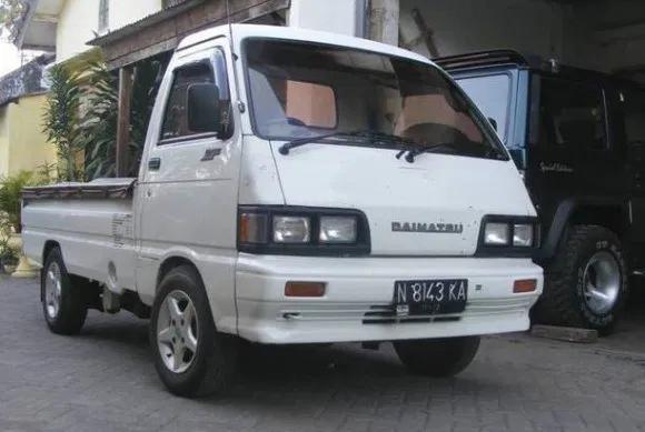 Mobil Kapanlagi Dijual Mobil Bekas Malang Daihatsu Zebra Mobil Bekas Daihatsu