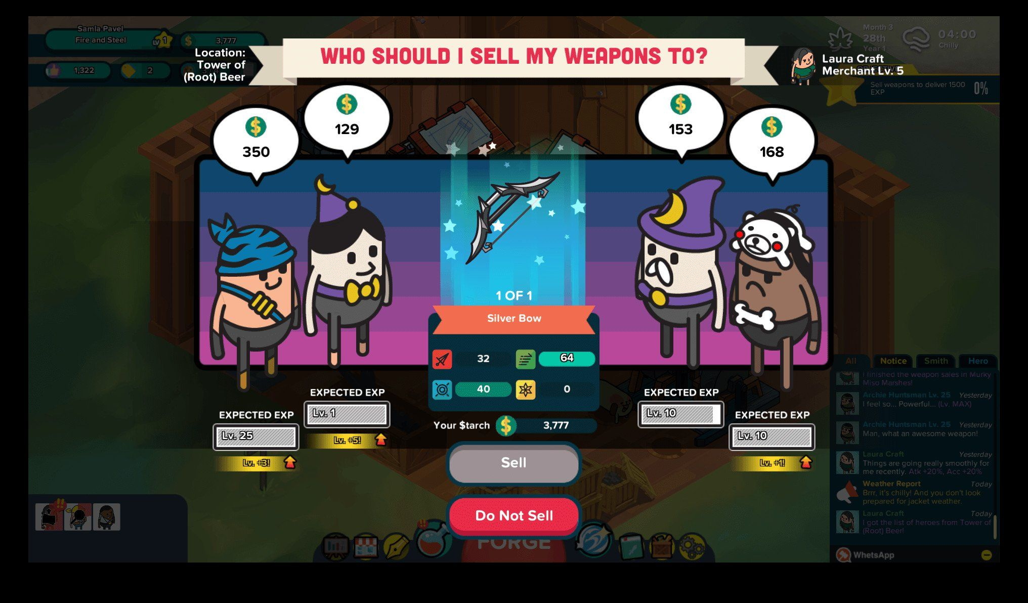 Holy Potatoes! A Weapon Shop?! Lands On PS4 And Switch
