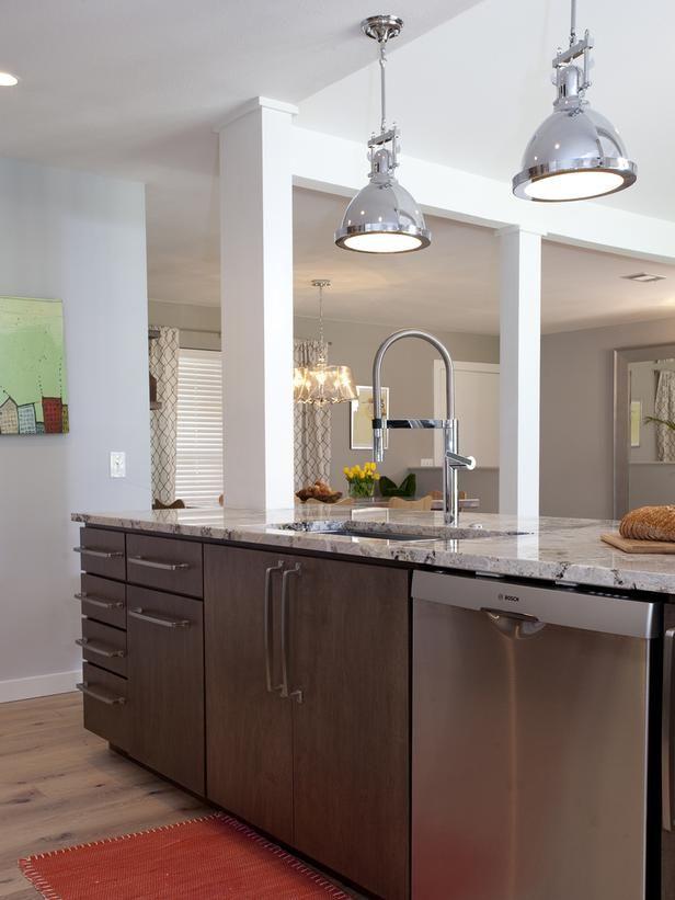 Modern Kitchens From Drew And Jonathan Scott On Hgtv Design
