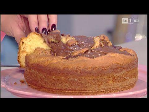 Ciambella mascarpone e crema di nocciole - La Prova del Cuoco 06/10/2015