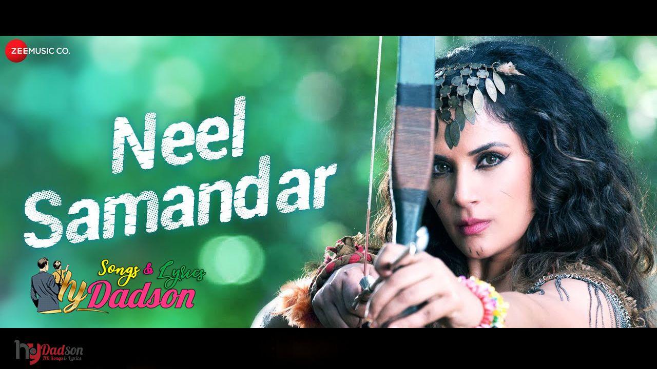 Neel Samandar Prakriti Kakar Benny Dayal Video Download Hd Songs Lyrics Video