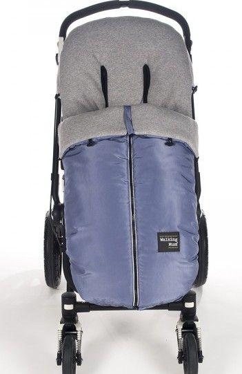 Saco Silla Universal Urban Baby Blue Walking Mum By Pasito A Pasito Sacos Bebe Seguro Bebe
