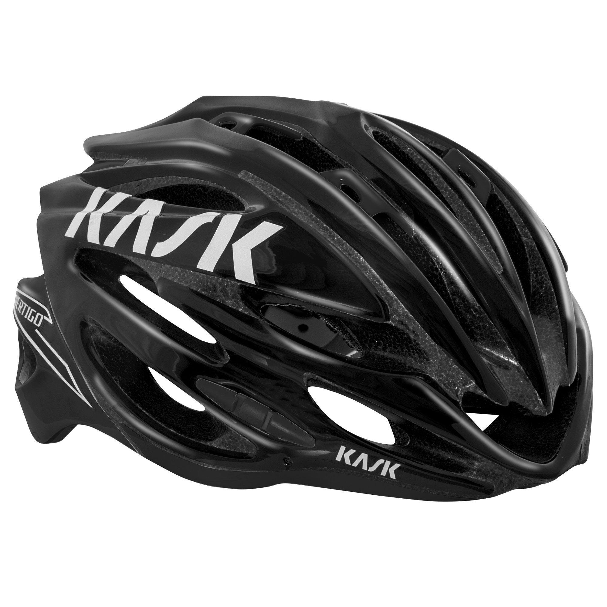 Kask Vertigo 2.0 Road Helmet Black CyclingBargains