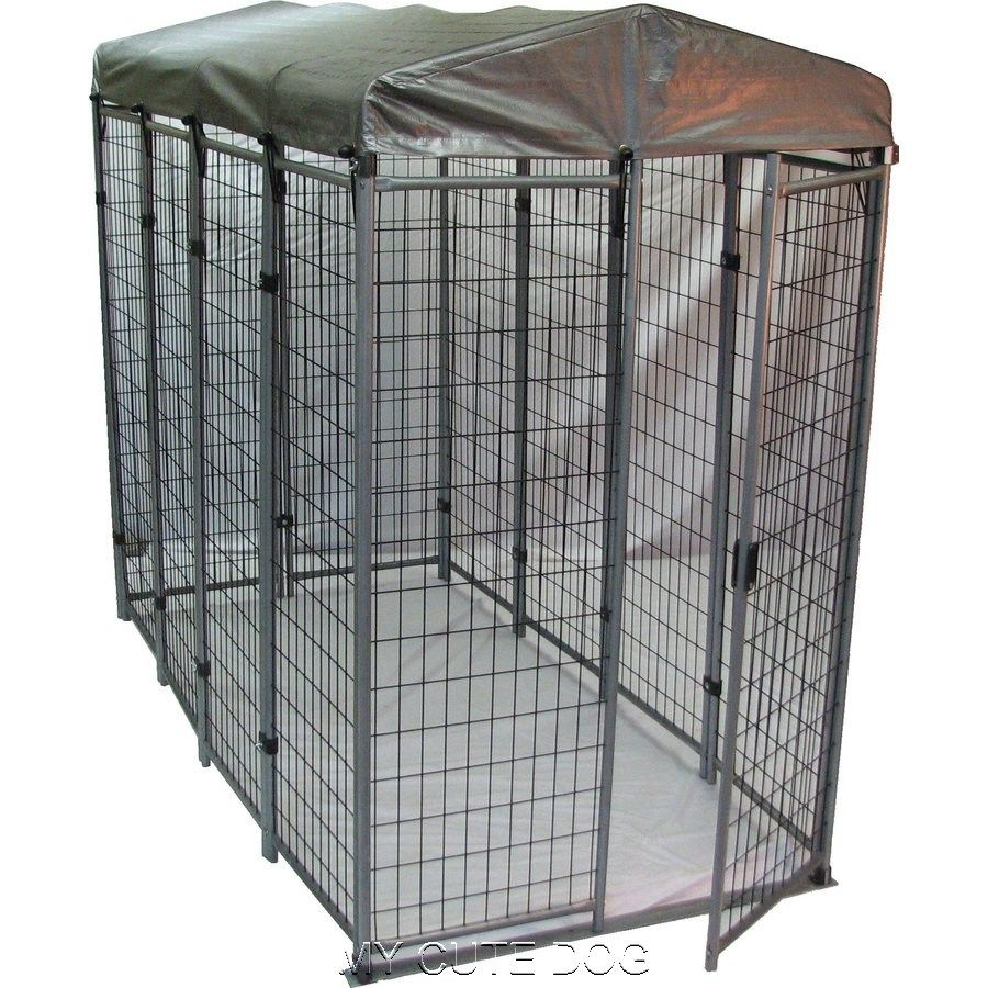 Pin On Outdoor Kennel Ideas