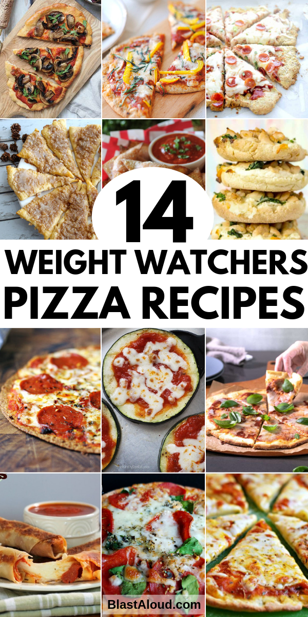Photo of 14 Weight Watchers Pizza Recipes With SmartPoints