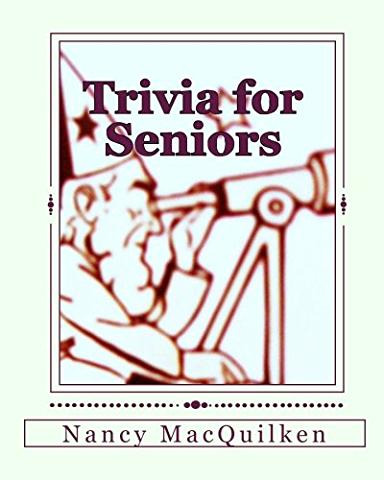 Trivia for Seniors Trivia for seniors, Trivia, Best part