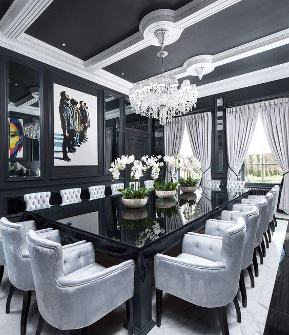 Black is Back: 10 Modern Furniture Designs images