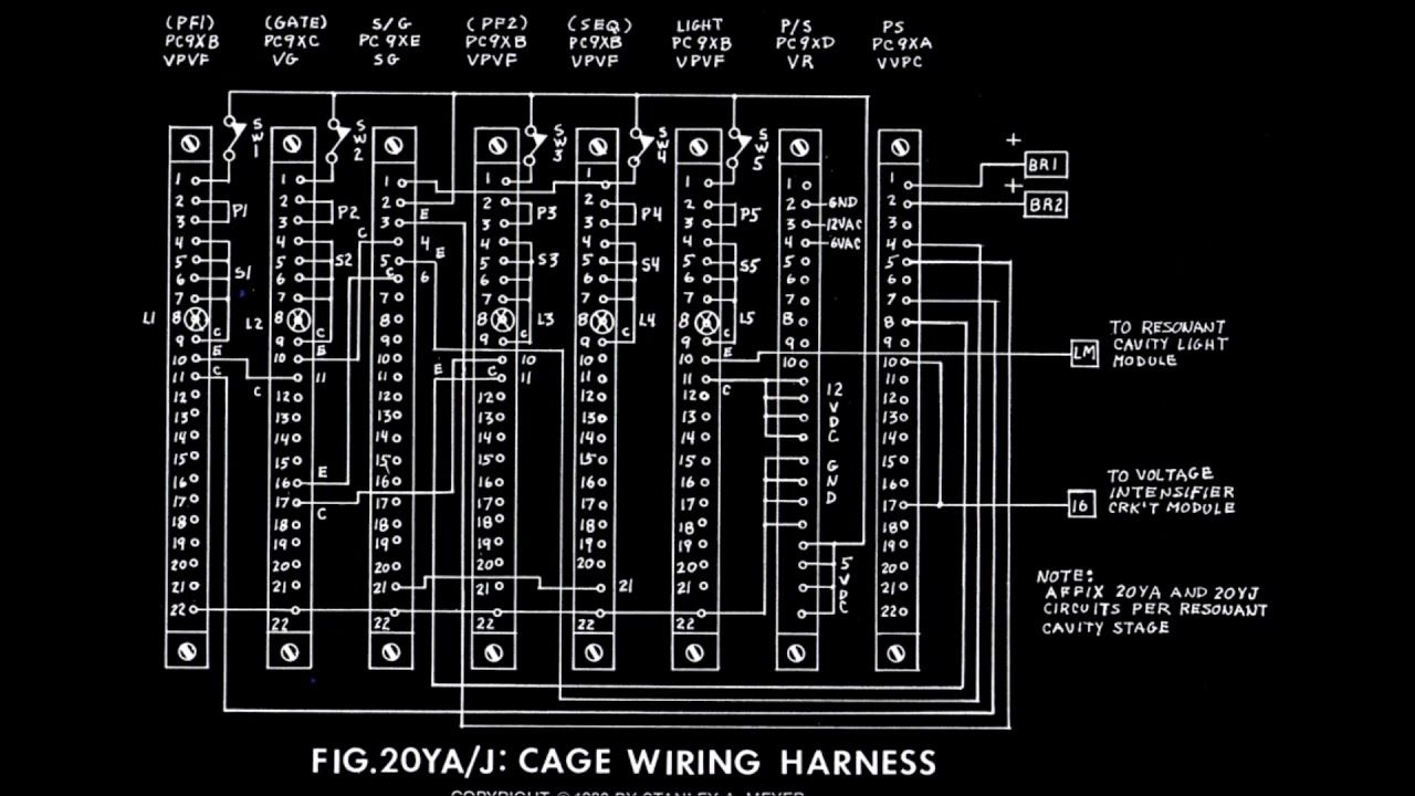 stanley myer buggy wiring harness picture  pinterest