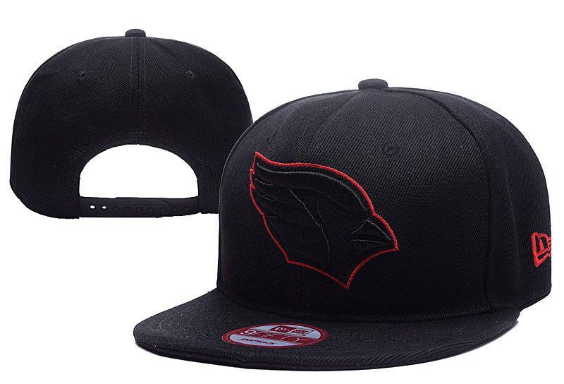 d7c192e8b1e Mens Arizona Cardinals New Era 2016 NFL Sports Fashion 9fifty Cool Basic Snapback  Cap - Black