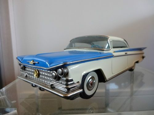 Buick Tin Toy Made by Nomura Japan 1959   eBay   I need a new ride