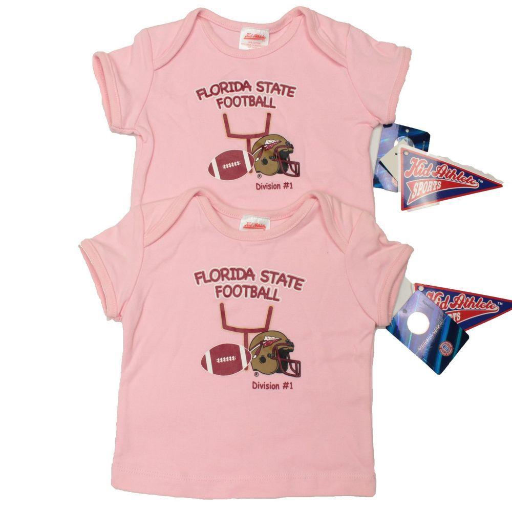 FSU Florida State Girl Kids Toddler T-Shirt