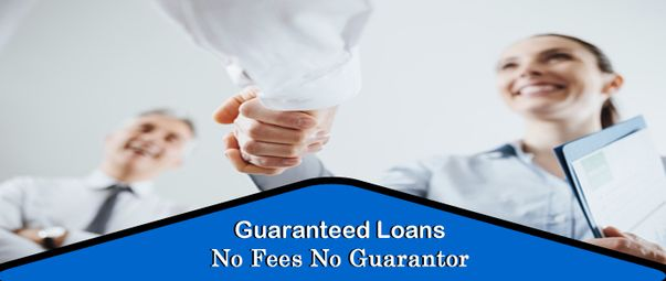 Benefits Of Guaranteed Loans Except No Fees And No Guarantor Loan Land Us Guaranteed Loan Loan Loans For Bad Credit