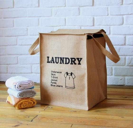 Buy Eco Friendly Water Resitant Laundry Bag Online Sangli At Low