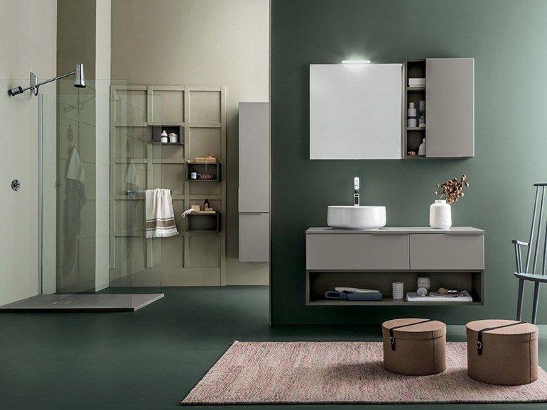 Rab arredobagno ~ Bathroom furniture set thai composition by rab arredobagno