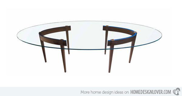 15 Gorgeous Oval Dining Table Designs Mesa silla, Sillas y Mesas - mesas de diseo