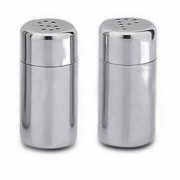 Stainless Steel Salt And Pepper Shaker Source Salt And Pepper