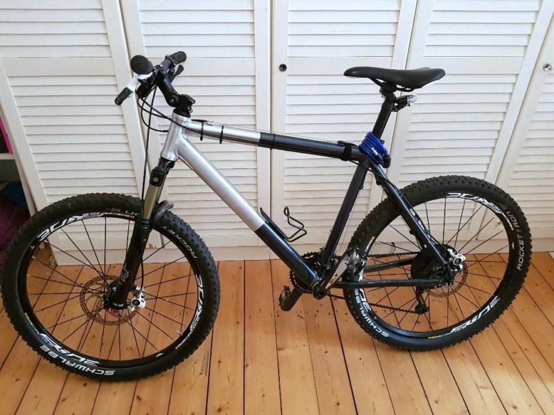 Herren Fahrrad 26 Zoll - Trekkingbike<br />Shimano Schaltung 30 ...