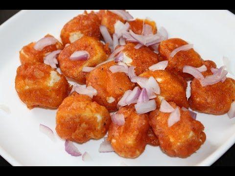 Paneer 65 dry cottage cheese fry fried paneer video recipe paneer 65 dry in tamil 65 how to make paneer 65 in tamil paneer recipes tamil forumfinder Images