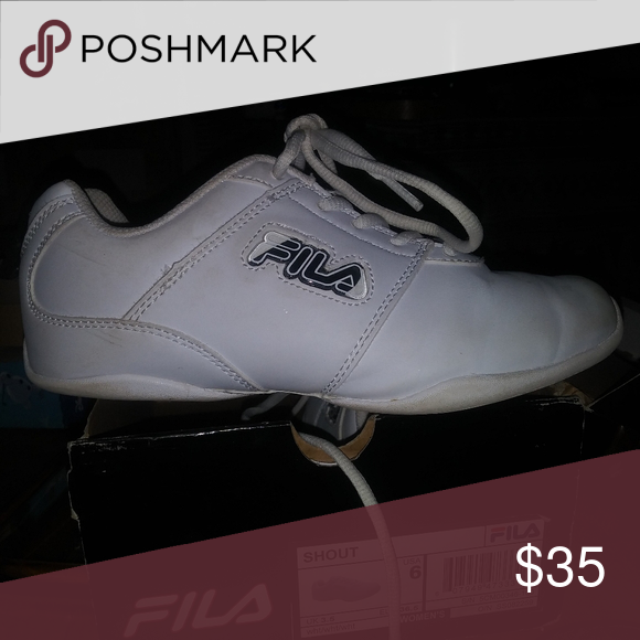 Fila cheer shoes in 2020   Cheer shoes