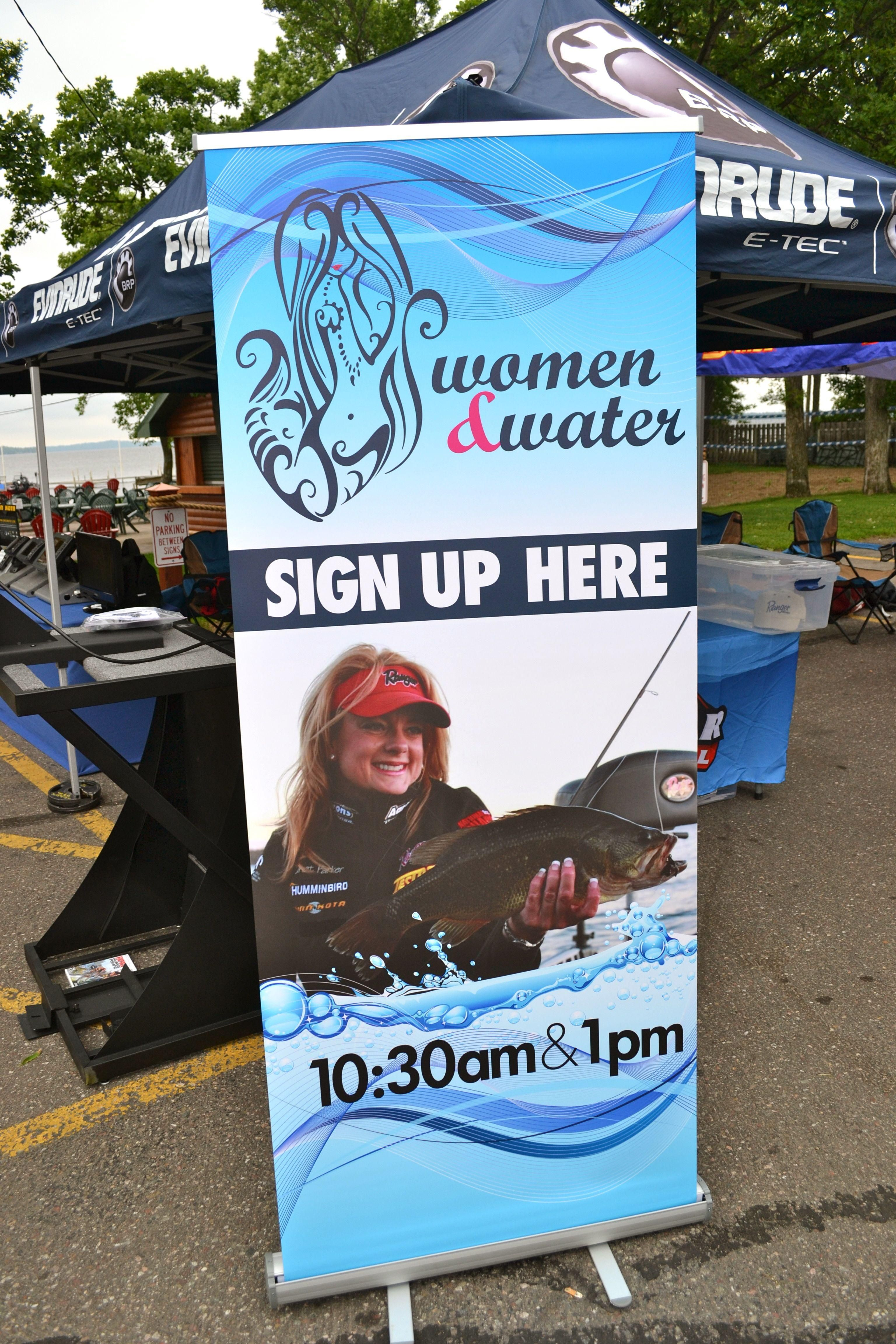 Women & Water Event Boating Safety