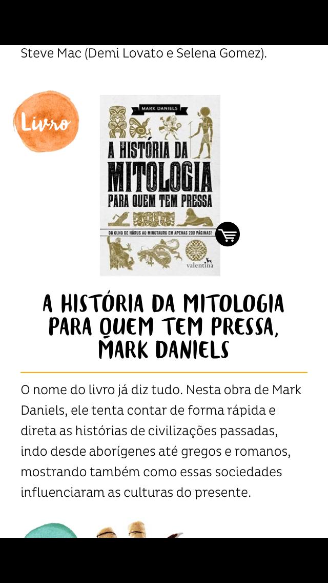 Capricho magazine  #books #book #readers #history #culture #livros #livro #leitura #história #cultura #publishing #PR #editorial