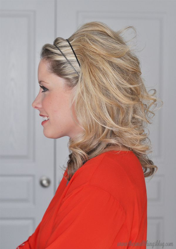 The Small Things Blog Reese Witherspoon Inspired Holiday Hair
