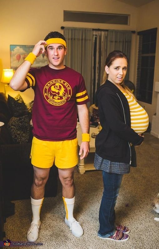 15 fun pregnant halloween costumes mother rising - Pregnant Halloween Couples Costumes