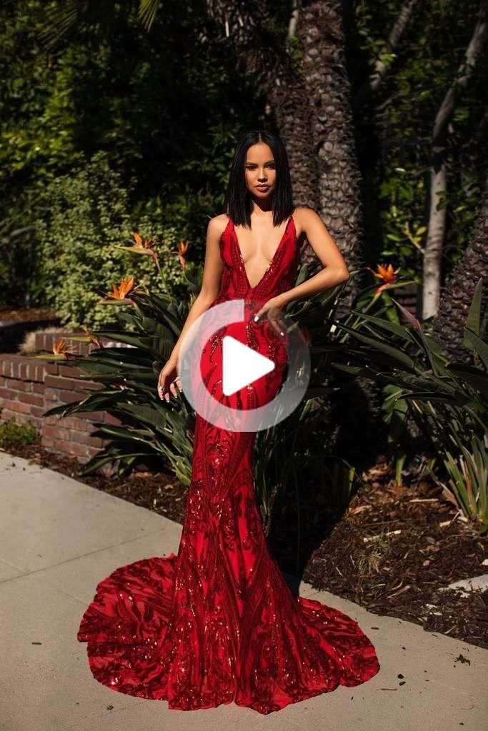 A&N Luxe Ciara Sequins Gown - #fitness #fitlife