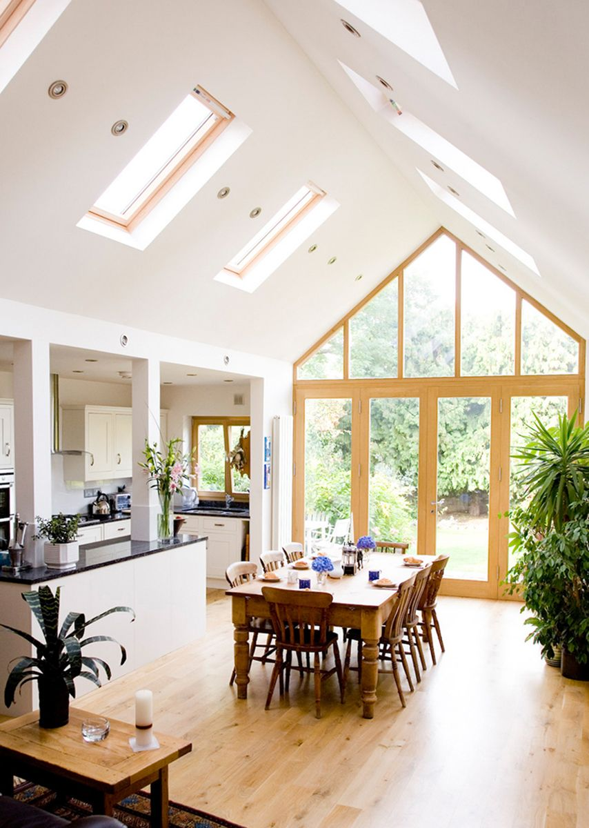 Kitchen Extension Double Height Architect Your Home Kit