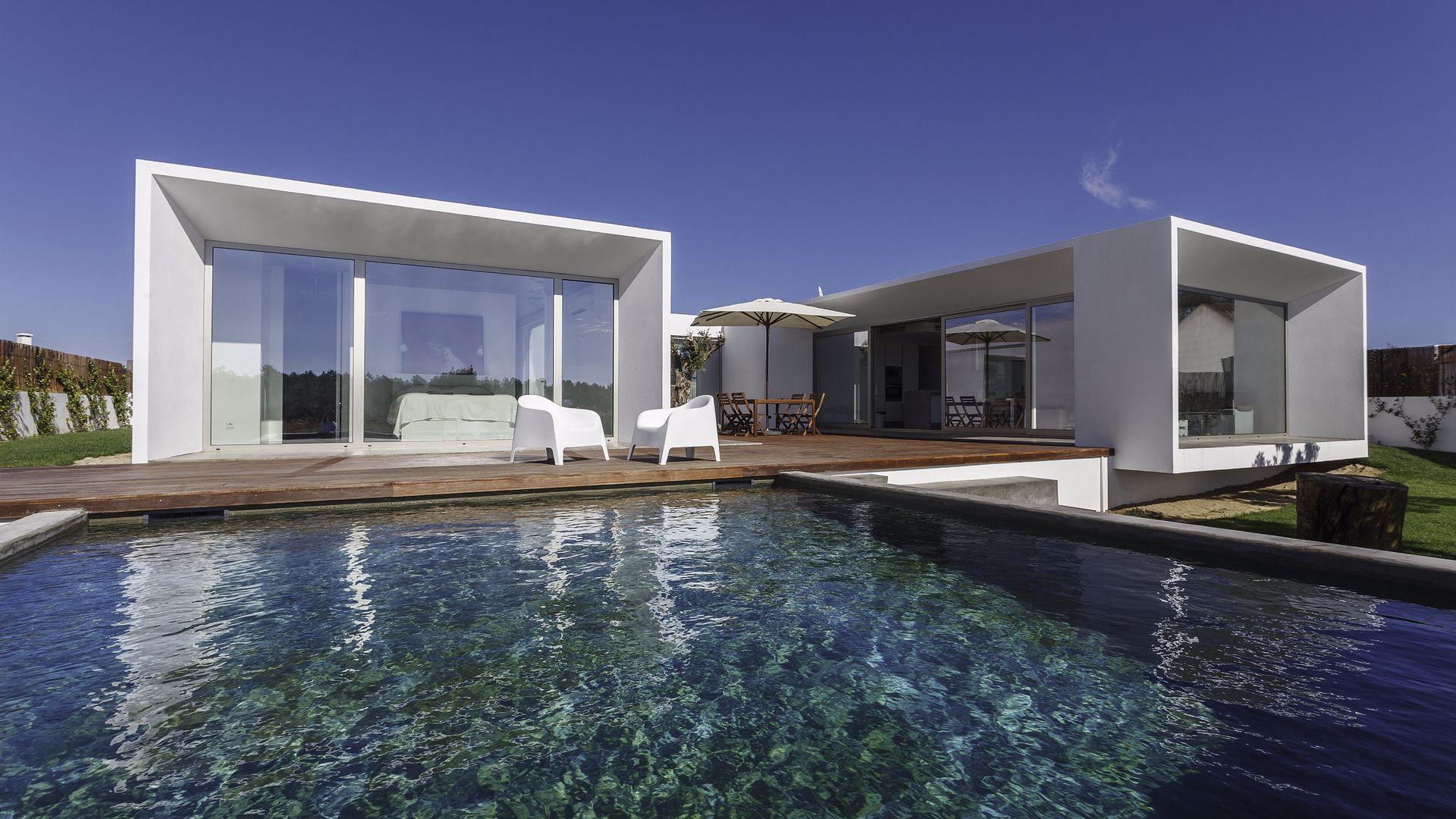 Pin By 吉田美香 On California Homes Modern Villa Design House Designs Exterior Modern House Exterior