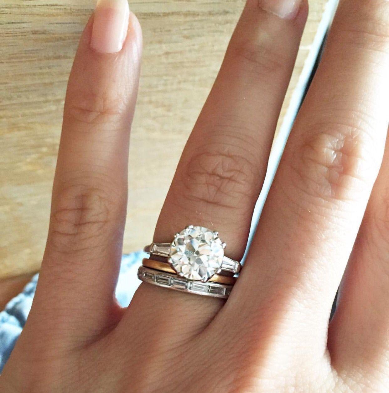 2 Carat Engagement Ring Wedding Rings Vintage Diamond: Best Looking 2 Carat Wedding Rings At Websimilar.org