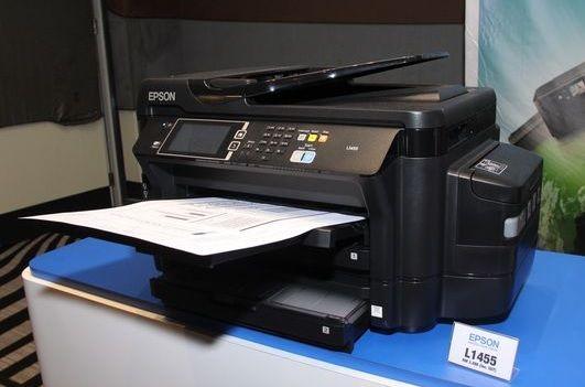 Mampu NGEPRINT KERTAS A3] Spesifikasi Printer Epson L1455