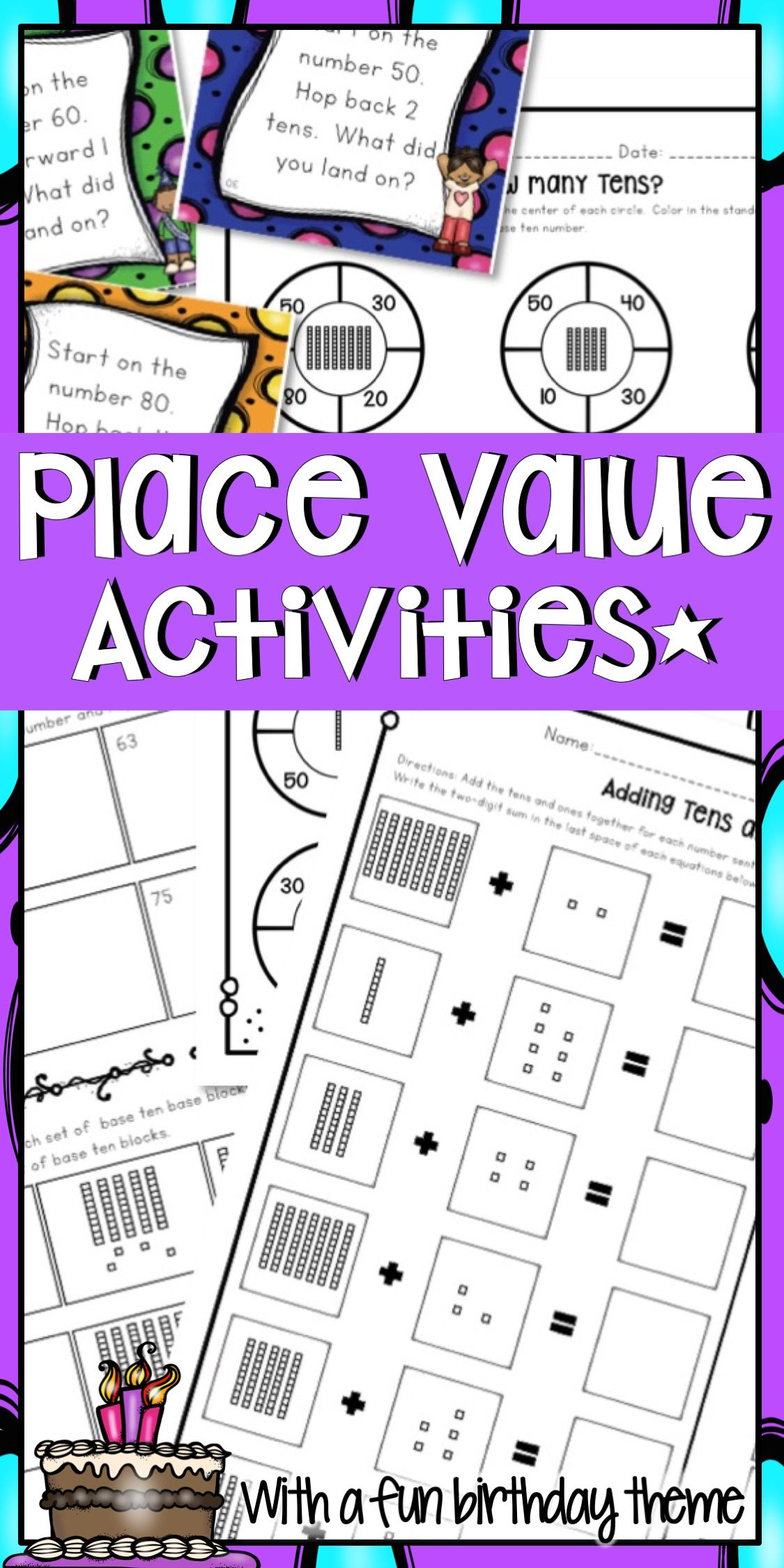 Place Value Activities With Images