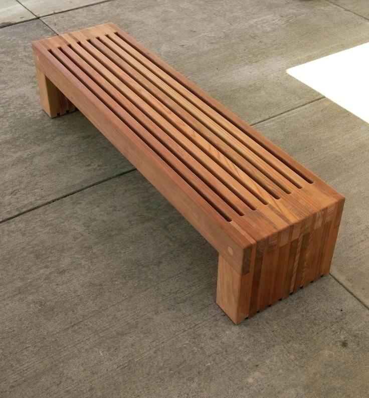 Backyard Wood Bench Outdoor Wooden Bench Best Modern Outdoor Benches Ideas On Modern Bench Wood Garden Bench F Wood Bench Outdoor Wooden Bench Diy Wooden Bench
