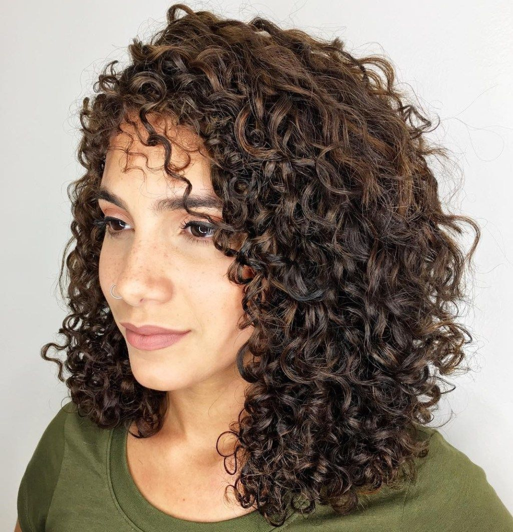 50 Natural Curly Hairstyles & Curly Hair Ideas to Try in ...