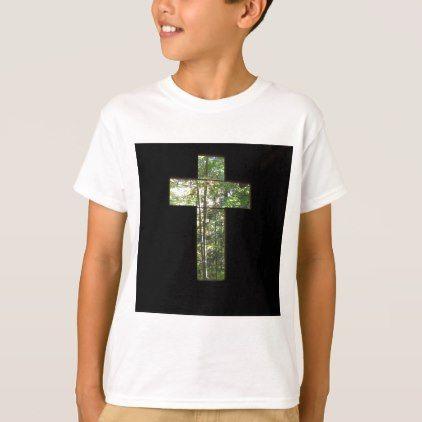 #photo - #Window Cross T-Shirt