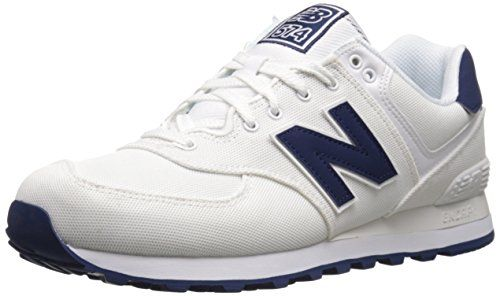 New Balance Men S Ml574 Pique Polo Collection Running Sho Vintage Sneakers