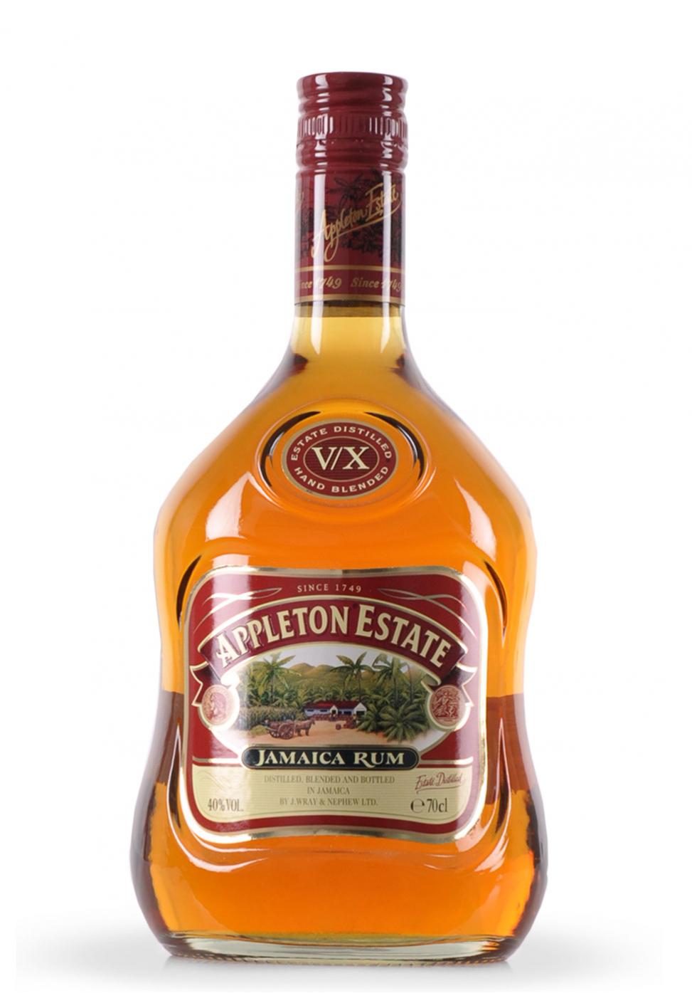 Rum Appleton Estate VX Jamaica (0.7L) The universally