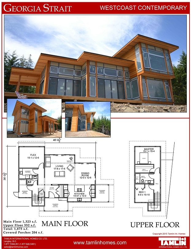 Contemporary Designs   cabin   Pinterest   Models, House and Prefab